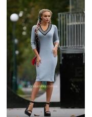 Платье спортивного стиля Sportchik