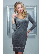 Блестящее облегающее платье Siyana
