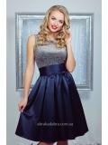 Расклешенное вечернее платье Lonella