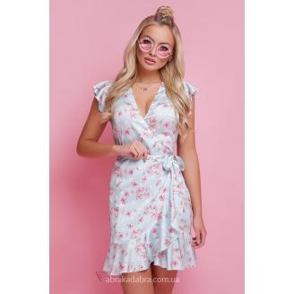 Платье с запахом Alice
