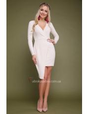 Асимметричное платье Violetta