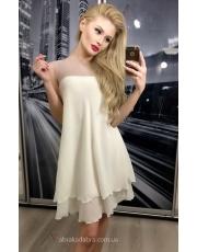 Шифоновое платье Liliya