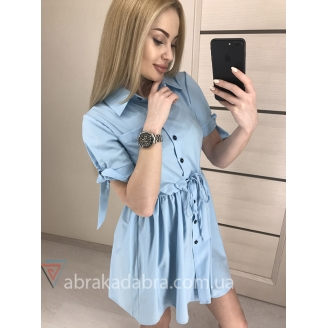Платье рубашка женское Mishel