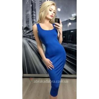 Облегающее платье майка Julia