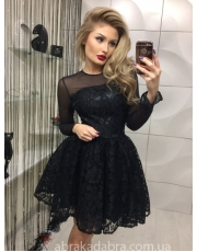 Платье с пышной юбкой мини Vegas
