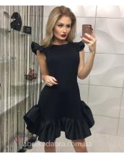 Платье с воланами Nice