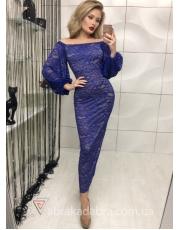 Кружевное платье Valencia