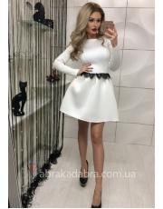 Платье из неопрена Chic
