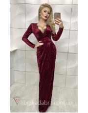 Платье с запахом MissO