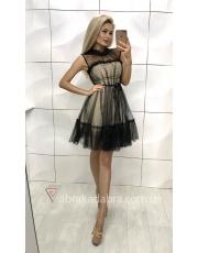 Платье сетка Vizavi