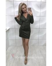 Платье-косуха Macqueen
