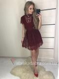 Гипюровое платье Di