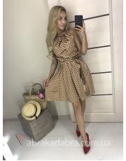 Платье в горошек Ameli