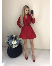 Платье под пояс Jovanna
