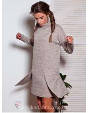 Трикотажное спортивное платье Sporty