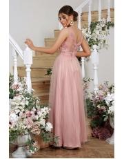 Вечернее платье с декольте Vainona